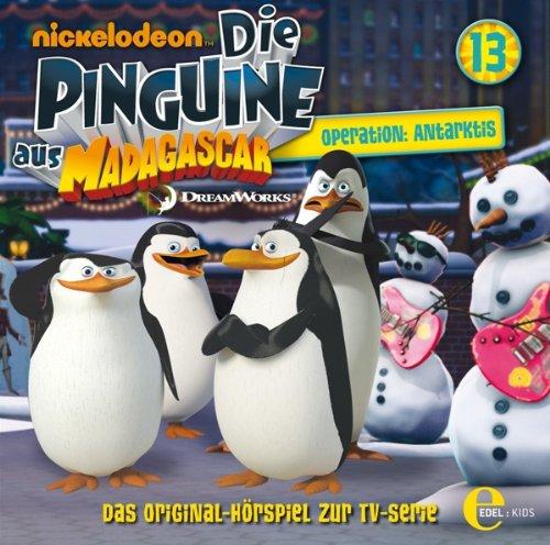 Die Pinguine aus Madagascar - Folge 13: Operation Antarktis