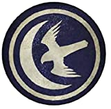 Casa Arryn Sigil - Game of Thrones - Badge/portachiavi/Magnet Portachiavi Bottle Opener (Magnete (58 mm))