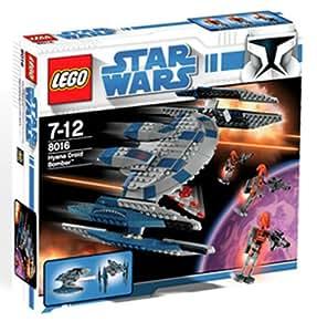 LEGO - 8016 - Jeu de construction - Star Wars - Hyena Droid Bomber