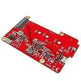 BeMatik - Adapter Raspberry Pi USB zu M.2 SATA SSD
