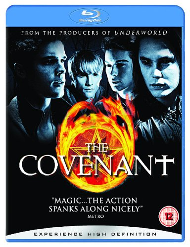 Sony Pictures Home Entertainment The Covenant [Blu-ray] [UK Import]