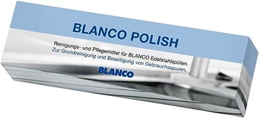 BLANCO Polish | Reinigungs  Und Pflegemittel Für Edelstahl Spüle | 150ml  Tube | 511895