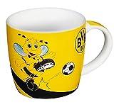 Brauns Borussia Dortmund Tasse Emma BVB, schwarz-gelb, 15230