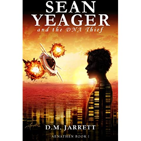 Sean Yeager and the DNA Thief (Sean Yeager Adventures Book 1) (English Edition)