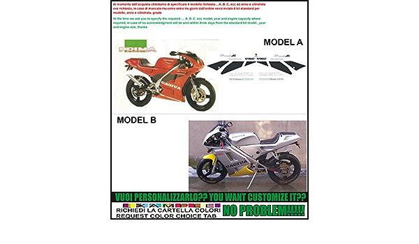 Kit adesivi decal stikers CAGIVA T4 350 E INDICARE IL MODELLO A o B o C