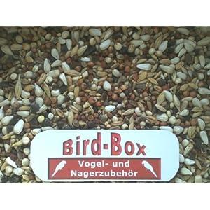 Bird-Box Amazonenfutter Inhalt 5 kg
