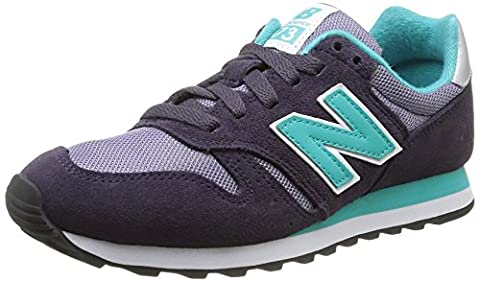 New Balance W373 B (14H), Damen Sneakers, Violett (SPM PURPLE),
