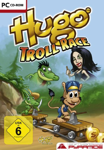 Hugo Troll Race. PC Spiel. [Software Pyramide]