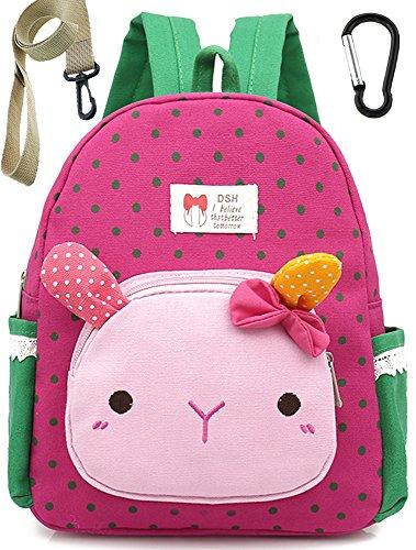 Imagen de  infantil guarderia niña gato animales preescolar niños saco viajar lindo niña bambino algodón