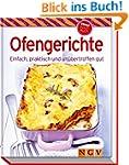 Ofengerichte (Minikochbuch): Einfach,...