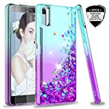 LeYi Case for Sony Xperia L3 with Tempered Glass Screen