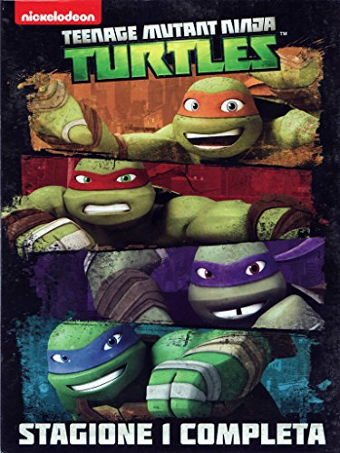 Teenage Mutant Ninja Turtles - Stagione 1 Completa (4 DVD)
