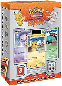 Nintendo Pokemon Rumble Box 19 Cards [Toy]