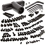 Mugen 1/8 Mgt7 Nitro Gt On Road Car *90+ Piece Screw & Tool Kit Hex Wheel Wrench
