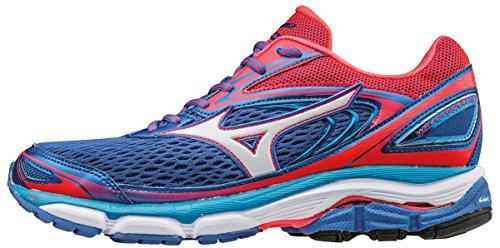 Mizuno Wave Inspire 13 (w), Zapatillas de Running para Mujer, Azul (St