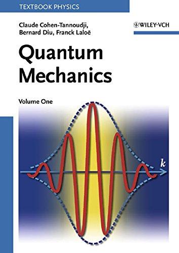 Quantum Mechanics, 2 Volume Set