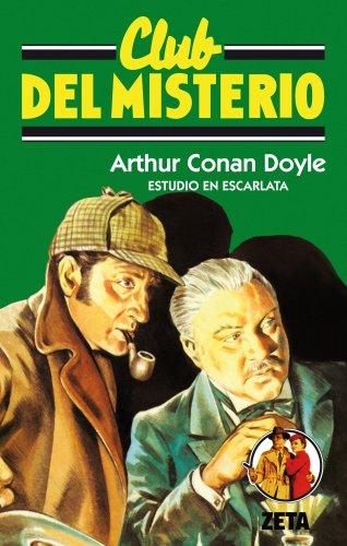Club del Misterio Cover Image
