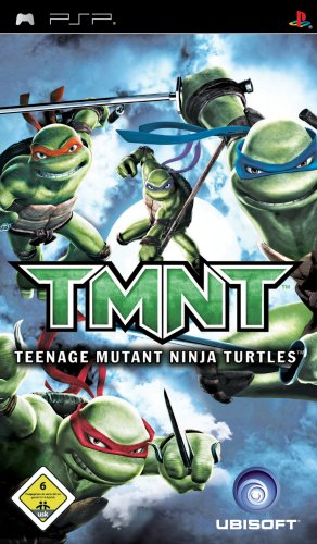 Teenage Mutant Ninja Turtles (Video Turtle Ninja Spiele)