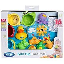 Playgro Bath Fun Play Pack [Pg0182933];Playgro 40115 Bath Toy Gift Set
