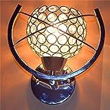 YU-K Moderne Wandleuchte LED Kristall Glas Vorderwand lampI,