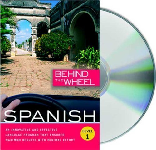 Behind the Wheel - Spanish 1 by Behind the Wheel (2008) Audio CD