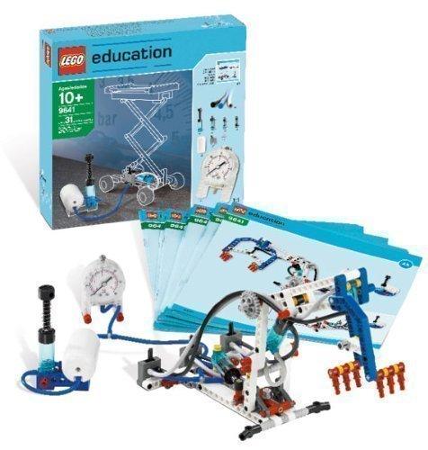 LEGO-9641-MindStorms-Accesorio-de-bomba-neumtica-para-juego-3009686-a-partir-de-10-aos
