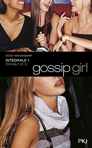 Omnibus Gossip Girl T.1-2-3 (1), Livres