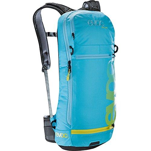 Evoc Rucksack FR LITE, neon blue, 56 x 27 x 7 cm, 8 Liter, 7016225272 - Air-mesh Rucksack