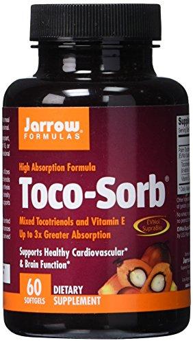 Jarrow Formulas - Toco-Sorb 60 Gélules