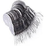50pcs Wire Insérer Aluminium + alliage Outil Machines à coudre Enfile Aiguille