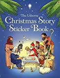 The Christmas Story Sticker Book (Usborne Bible Stories)