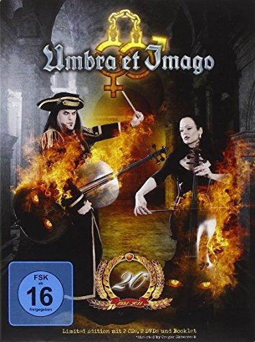 Umbra Et Imago - '20' - Dvd(3 DVD+CD)