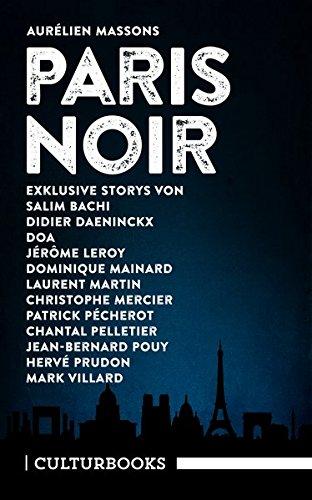 Aurélien Massons (HG.): PARIS NOIR
