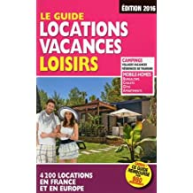 Le guide locations vacances loisirs 2016