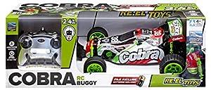 Reel Toys Reeltoys2153 - Cochecito de Carreras (Modelo Cobra RC Buggy)