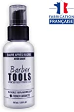✮ BARBER TOOLS ✮ After Shave Balsam (100ml) - für die Pflege des Barts, hergestellt in Frankreich