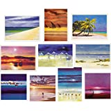 10 Tranquil Scenic Greeting Cards