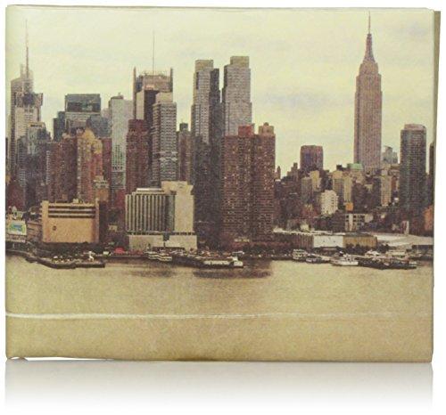 Preisvergleich Produktbild Dynomighty Mighty Tyvek Wallet Brieftasche - NYC by Buko - Water, Stain & Tear Resistant