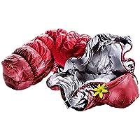 Deuter Exosphere-4° -SL Saco de Dormir, Mujer, Rojo (Fire