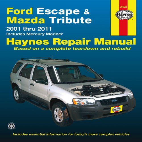 ford-escape-mazda-tribute-haynes-automotive-repair-manuals