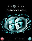 The X Files - Complete Season 1-9 [Reino Unido] [DVD]