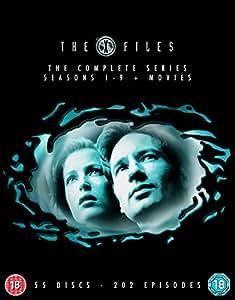 The X Files - Complete Season 1-9 [DVD]