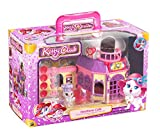 Dracco Company M340007-0000 Kitty Club - La cafetería de Kitty en Heartlane
