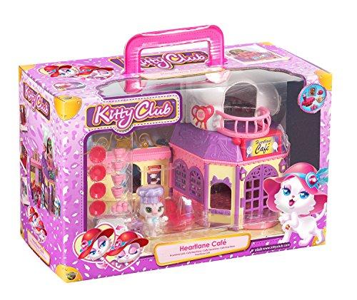 Dracco M340007 - Kitty Club, Kittys Heartlane Café -