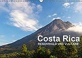 Costa Rica - Regenwald und Vulkane (Wandkalender 2019 DIN A3 quer): Faszinierende Bilder aus dem Tropenparadies (Monatskalender, 14 Seiten ) (CALVENDO Orte)