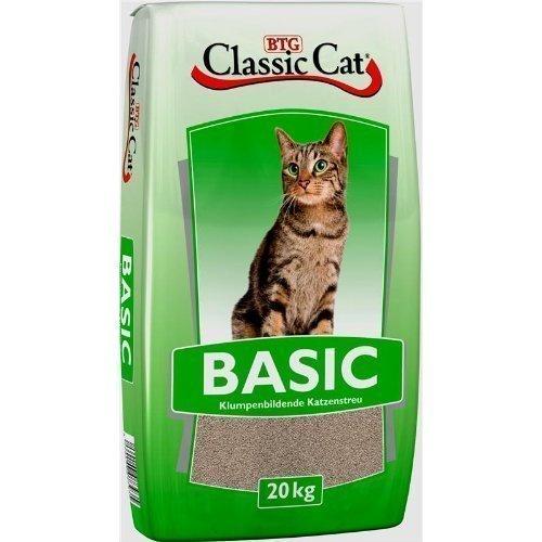 Classic Cat | Basic Bentonit | 20 kg