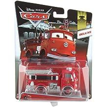 Disney Pixar Cars Deluxe Oversized Die-Cast Vehicle, Red