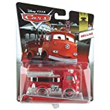 Mattel Disney Pixar Cars Deluxe Oversize Y0539 Die-Cast Vehicle – Red