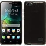 TBOC® Schwarz Gel TPU Hülle für Huawei Honor 4C