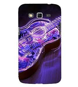 Bluethroat electric image of a guitar Back Case Cover for Samsung Galaxy Grand 2 :: Samsung Galaxy Grand 2 G7105 :: Samsung Galaxy Grand 2 G7102 :: Samsung Galaxy Grand II